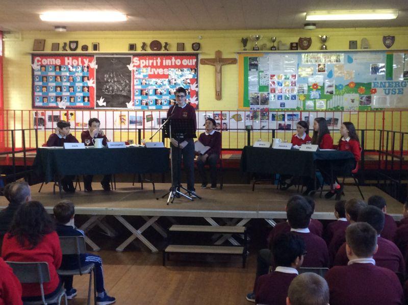 Debate 2 February